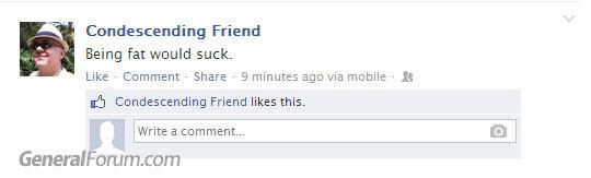 facebook-condescending-friend