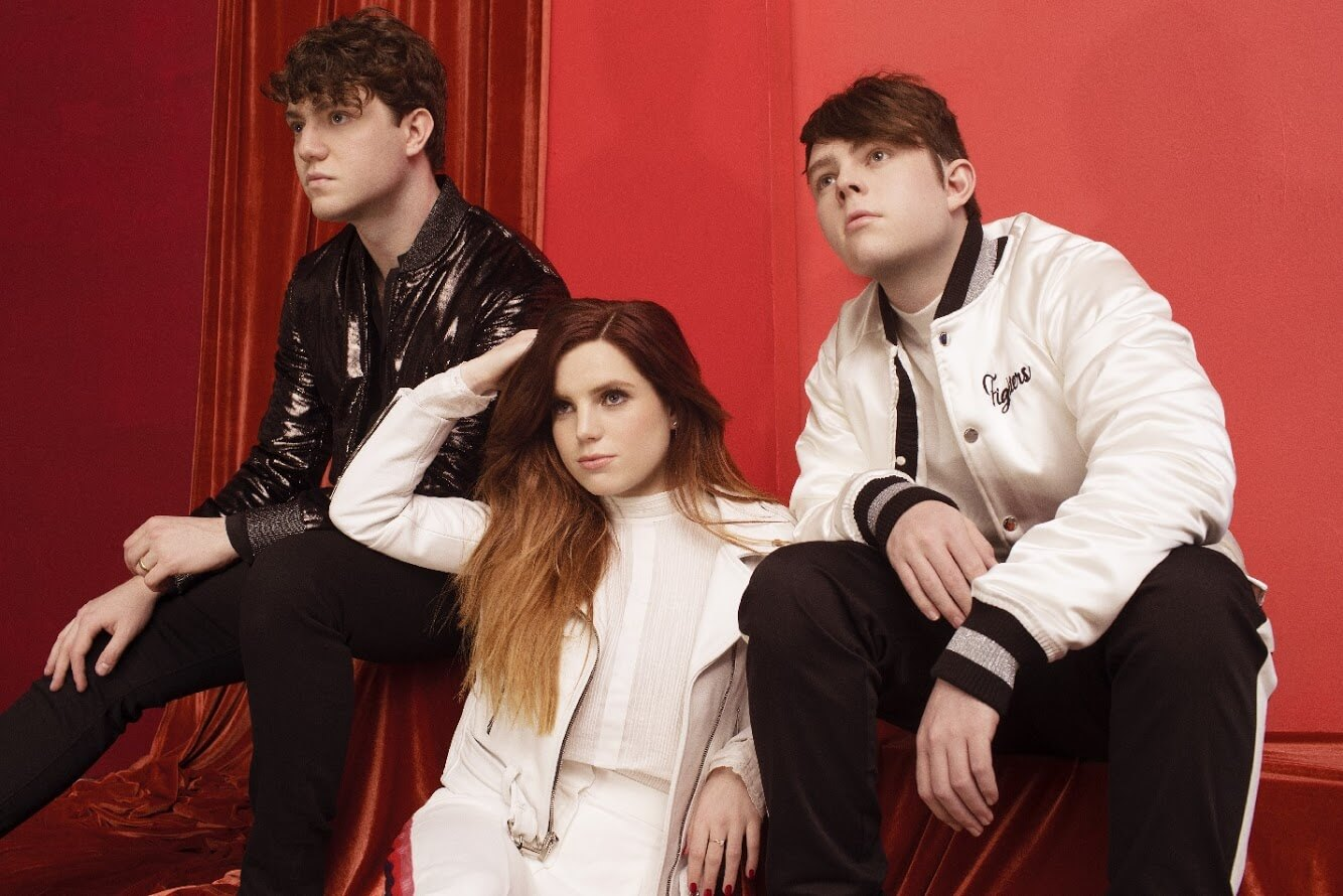 Indie pop band Echosmith