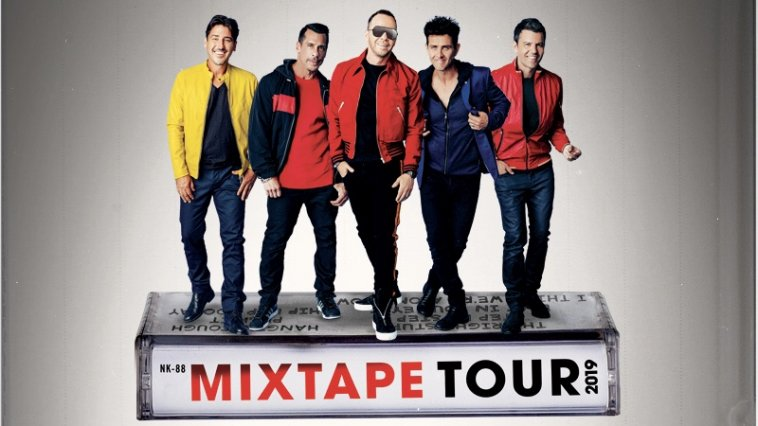 New Kids On the Block 'Mixtape Tour'—30 Years Strong and it