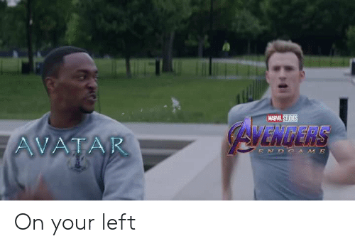 Avengers: Endgame runs past Avatar