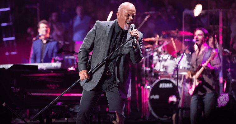 Billy Joel. Photo © 2019 Sony Music Entertainment