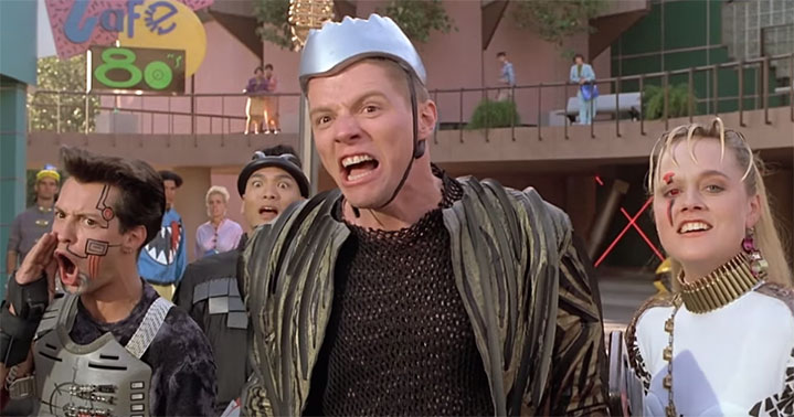 2015 fashion according to 'Back to the Future'