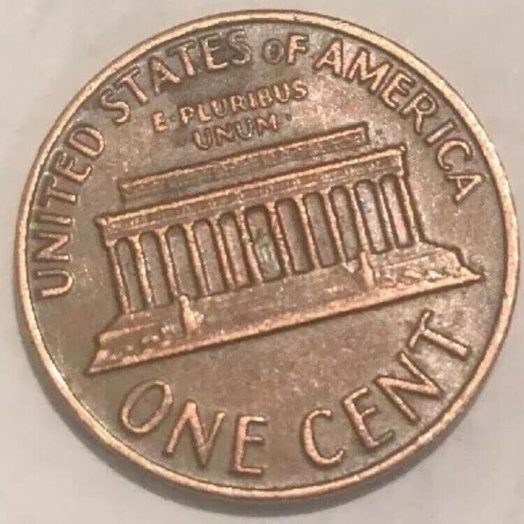 Floating roof error penny