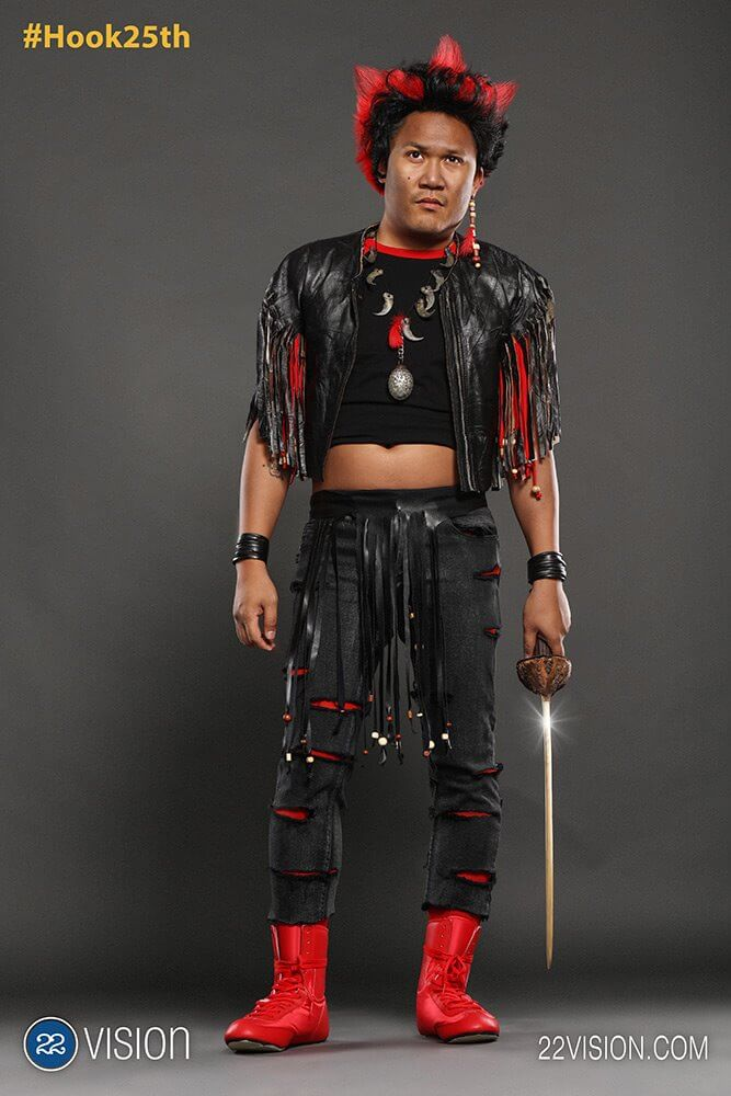 Dante Basco as Rufio
