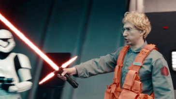 Kylo Ren Goes 'Undercover Boss' at Starkiller Base in Hilarious SNL Star Wars Skit
