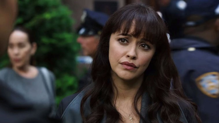 Marisa Ramirez on Blue Bloods | Image courtesy CBS