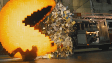 Adam Sandler, Kevin James Battle Pac-Man, Donkey Kong, Others in 'Pixels' Movie Trailer