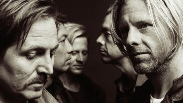Switchfoot publicity photo by Derrek Kupish (dkupishproductions)
