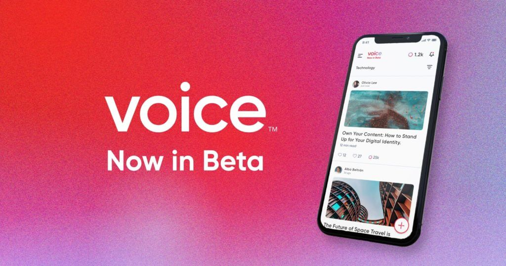 "Why ""Voice"" is the Future of Social Media in a Privacy-Conscious, ""Own Your Content"" World"
