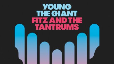 Young the Giant, Fitz and The Tantrums, and COIN Kick Off Summer at Red Rocks